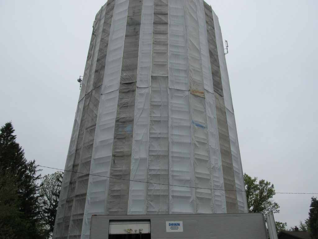 Simcoe Water Tower
