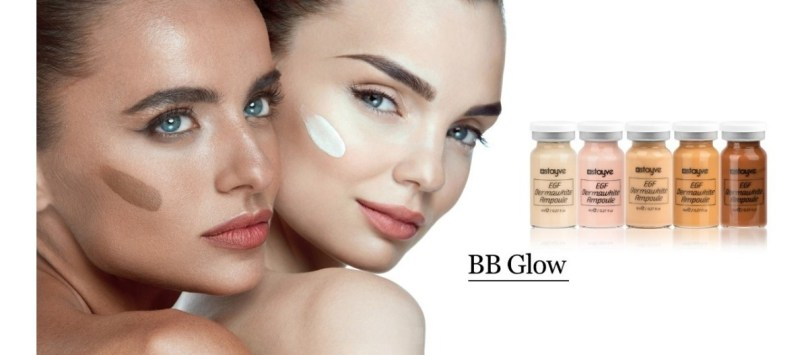 BB Glow Treatment - seidiges Hautibild ohne Make Up