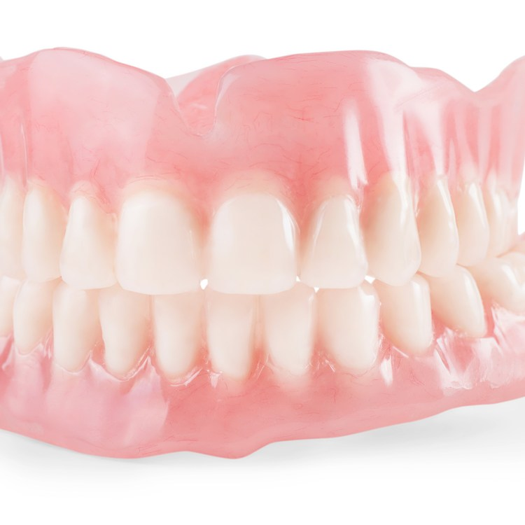 dentures removable teeth replacements