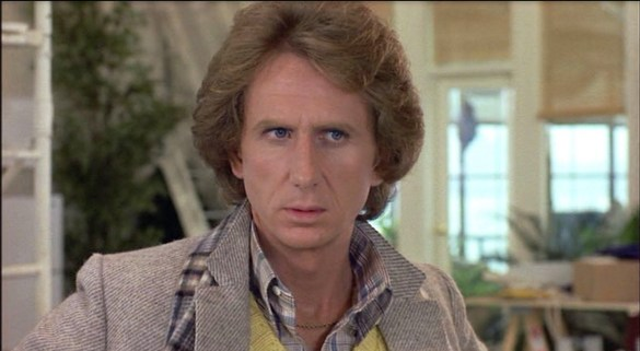 Rene Auberjonois in The Eyes of Laura Mars