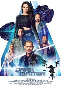 A fan poster for Dark Matter, created by Jai McFerran (https://linktr.ee/Jaimcferran) - He does great work, check him out!