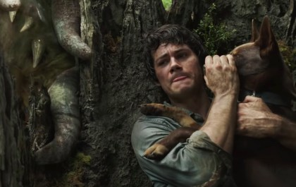 Dylan O'Brien stars in Love and Monsters