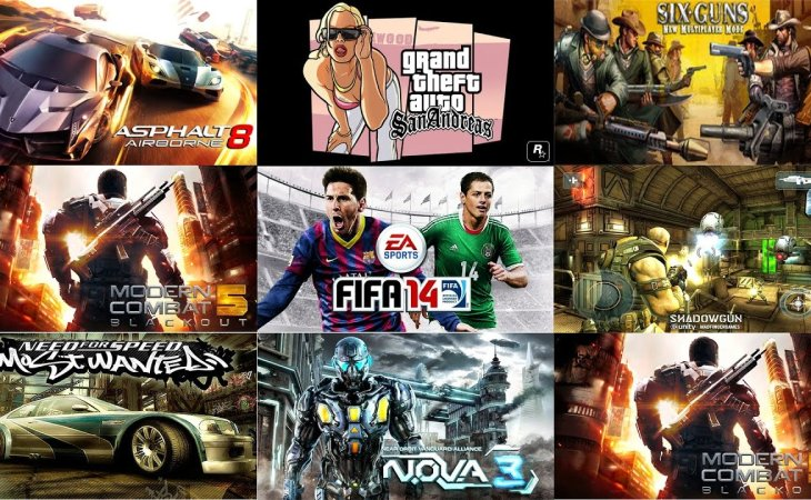 HIGHLY COMPRESSED PC GAMES