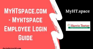 MyHTSpace Login Portal Employee Login Guide 2020