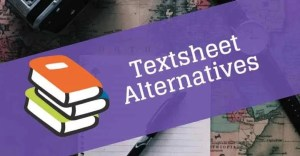 Textsheet Alternatives