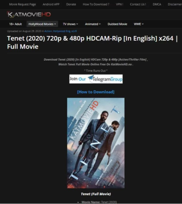 HOW TO DOWNLOAD AND WATCH MOVIES ONLINE IN KAT MOVIES