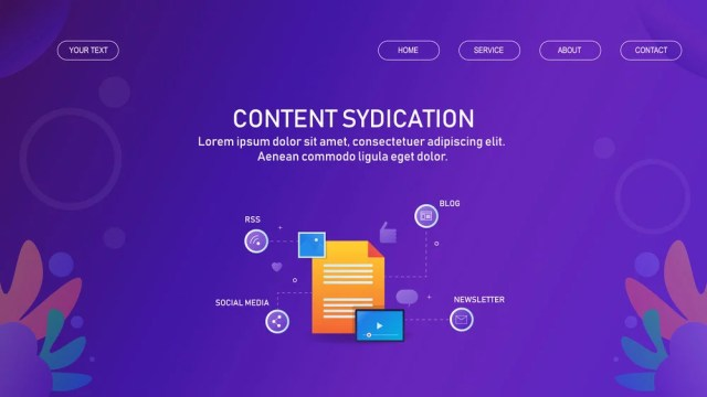 Inbound and Outbound tactics of Content syndication