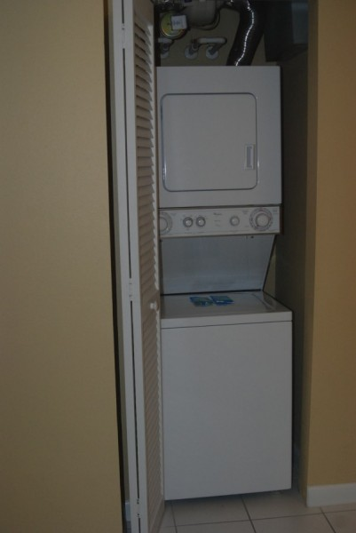 WyndhM Timeshare -Washer - Dryer