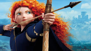 Merida in Action