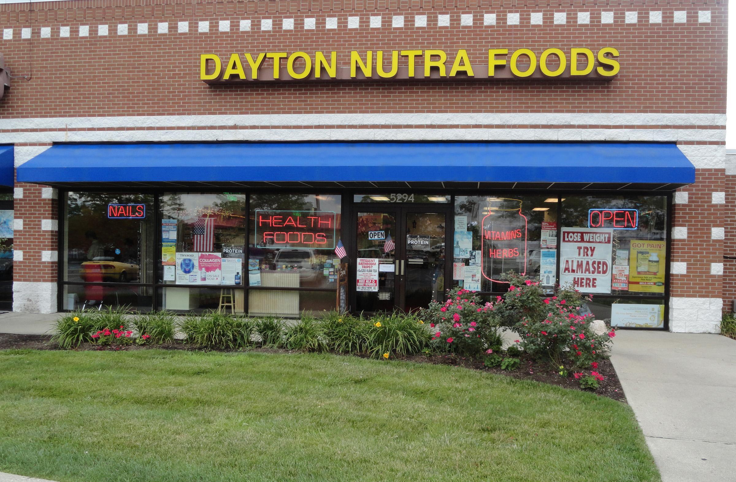Health Food Store | Dayton Nutra Foods in Dayton, Ohio
