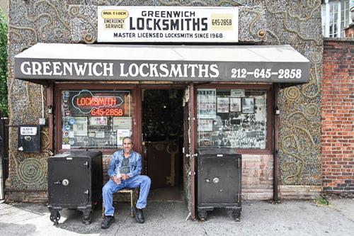 Мастерская ключей Greenwich