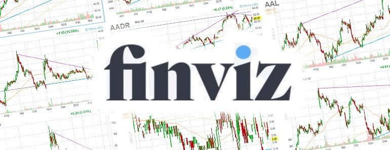 finviz finvizreview main Finviz.com фундаментальные и технические показатели в фильтре акций 1