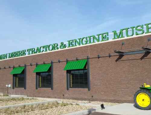 The John Deere Tractor & Engine Museum