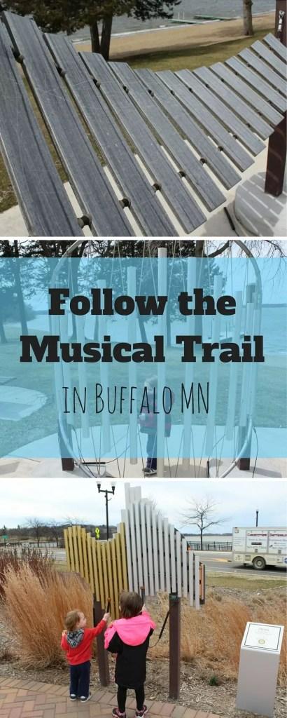 FollowTheMusicalTrail in Buffalo Minnesota