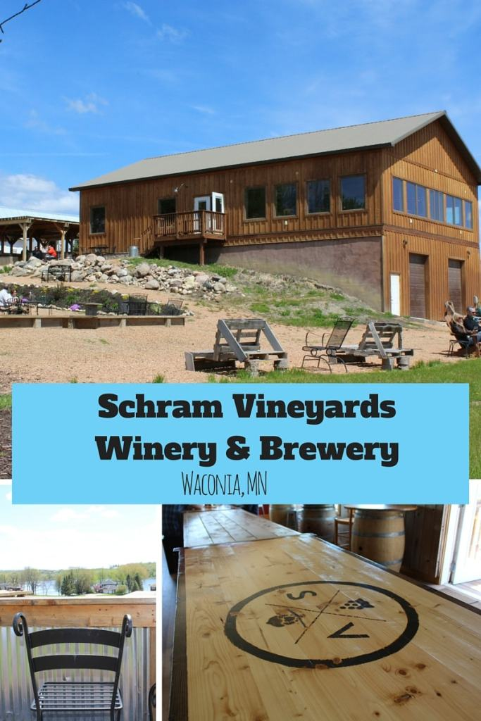 Schram Vineyards Winery and Brewery