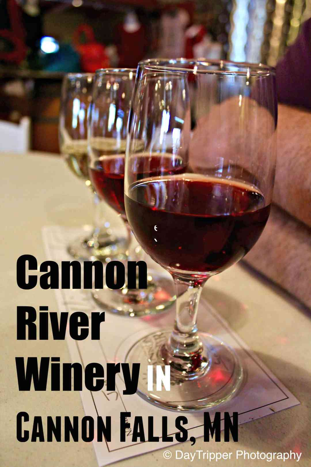 Have you ever done a wine flight? They have them at Cannon River Winery in Cannon Falls