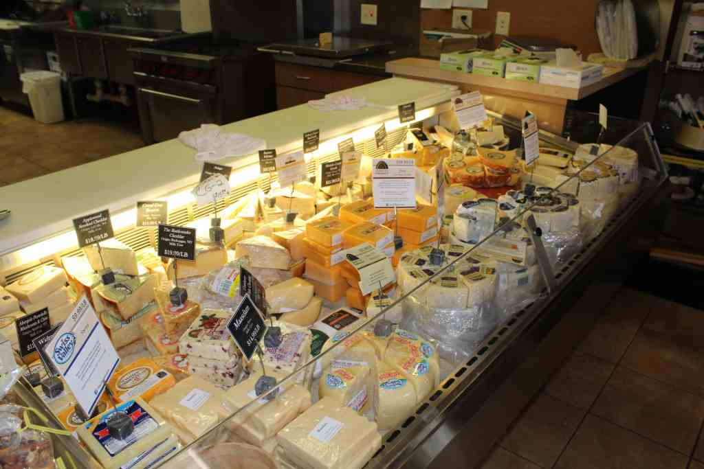 The Cheese Case, The Cheese Cave Faribault