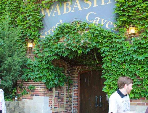 Welcome to Wabasha Street Caves