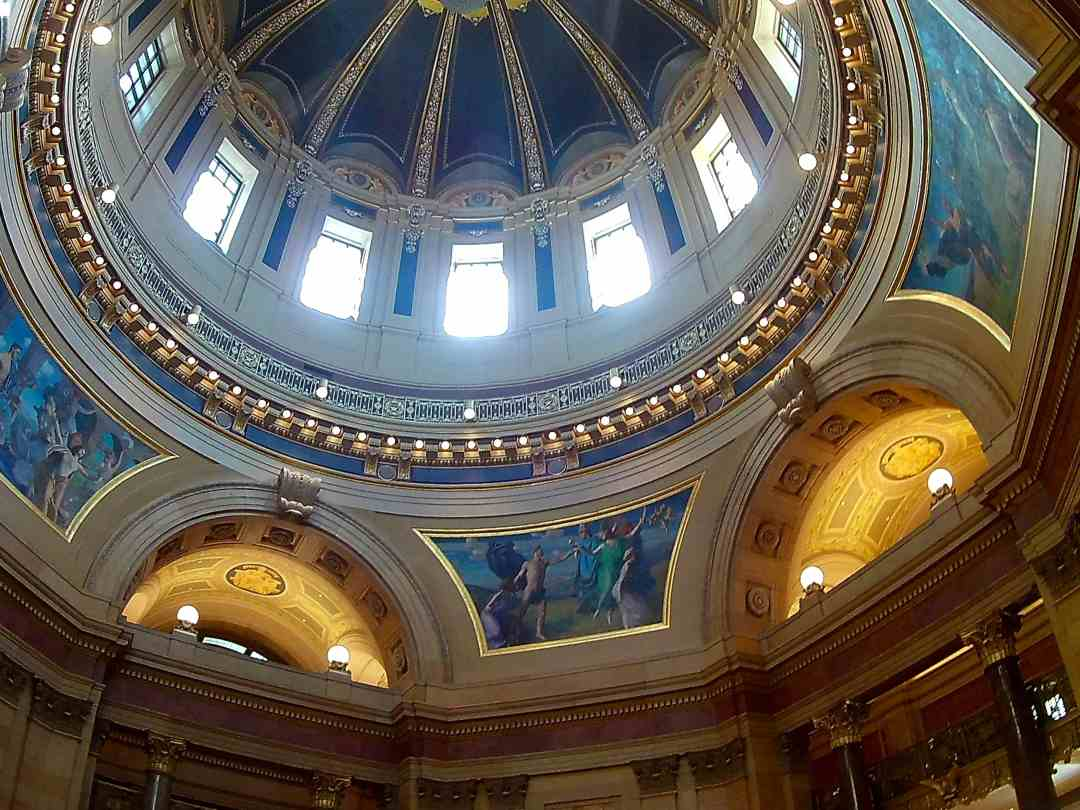 Dome at the MN State Captiol
