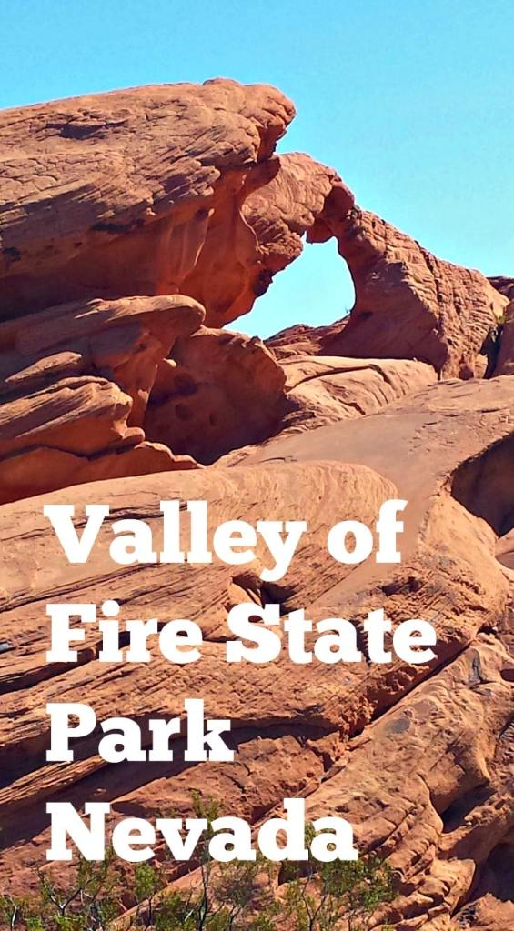 Valley of Fire State Park. Great Day Trip from Las Vegas.