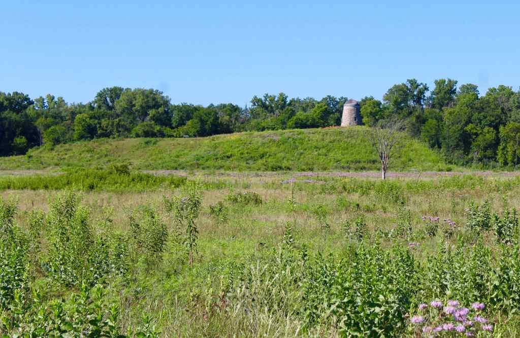 Mill at Minneopa Park