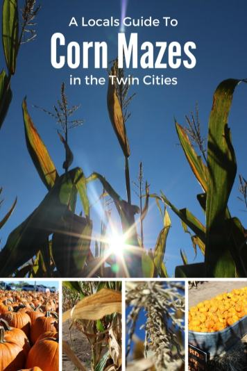 Twin Cities Corn Mazes for Kids and Grownup alike. Minnesota is packed with them all!