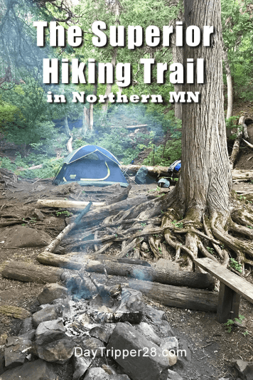 The Superior Hiking Trail is one epic journey along Minnesota's North Shore. Here is what to expect. #SHT #NorthShore #OnlyInMN #Backpacking #Hiking OnlyInMN | Minnesota Adventures | Outdoors