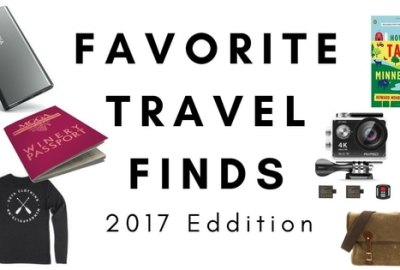 My Favorite Travel Finds of 2017. Plus your chance to win some in the a Minnesota Prize Pack Giveaway