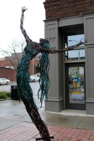 Sculpture Walk Sioux Falls South Dakota