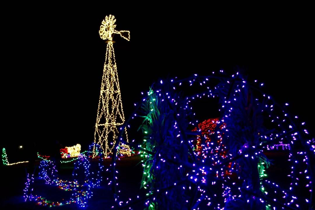 Windmill at Making Spirits Brighter
