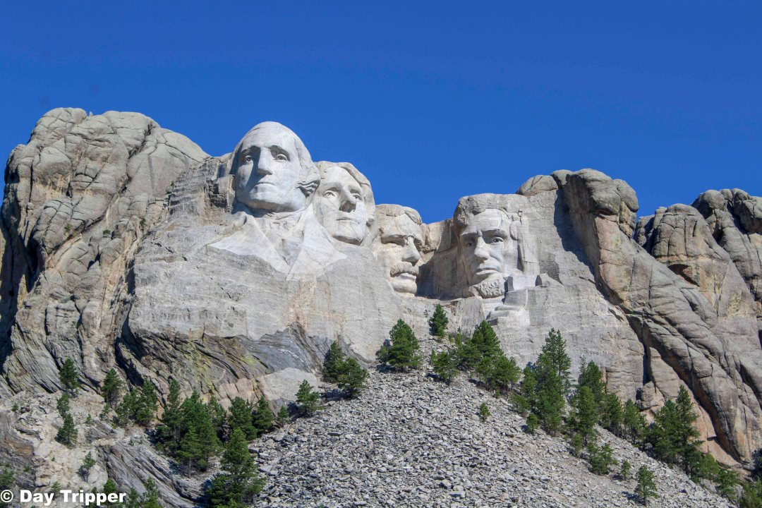 Mount Rushmore National Monument