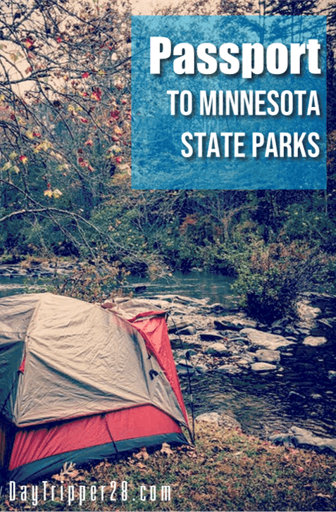 The MN State Parks Hiking Passport is your ticket to Outdoor Adventures. Minnesota | Camping | North Shore | Tips | Waterfalls | Hiking #DayTripper