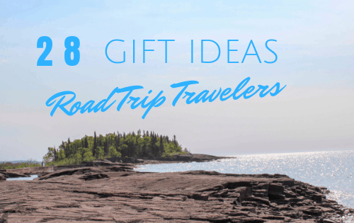 28 Unique Gift Ideas for Road Trip Travelers