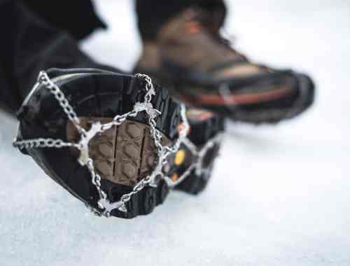The best ice cleats for hiking in Minnesota's Winters