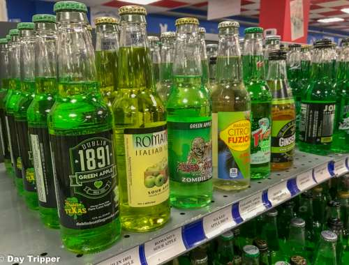 Green Soda Collection