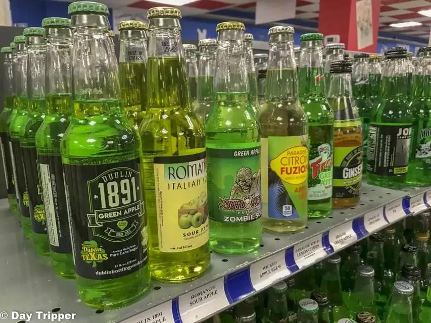 Green Soda Collection