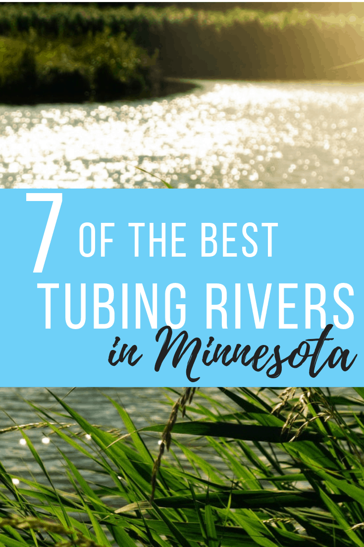 The Best Tubing Rivers in MN. The families favorite summer time activity is floating down the river. Minnesota has so many great one to choose from. #Summertime #Water #Floating #River