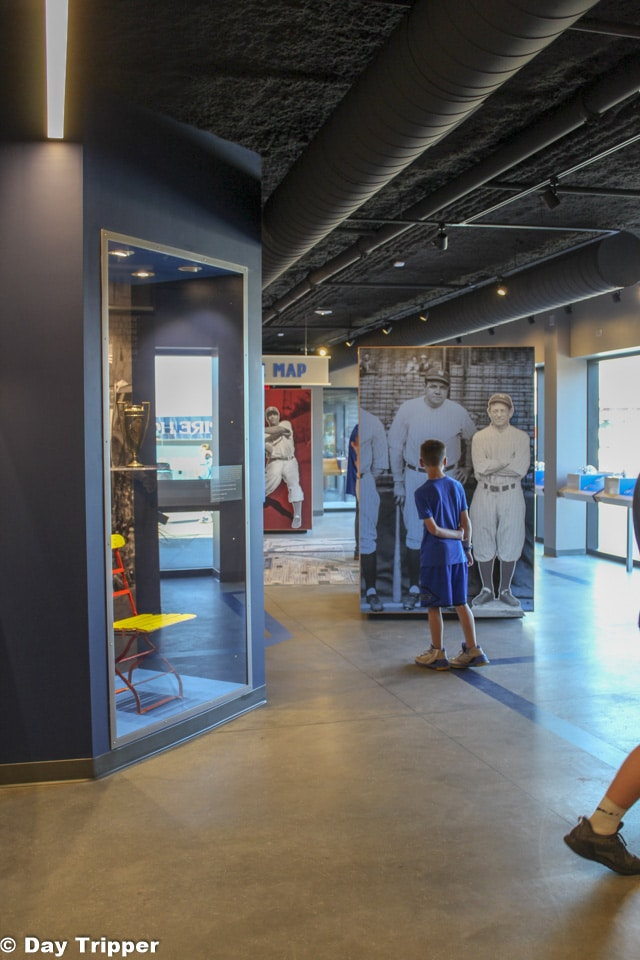 The City Of Baseball Museum at CHS Field
