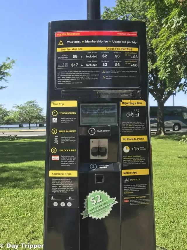 How to use the Bike Share program