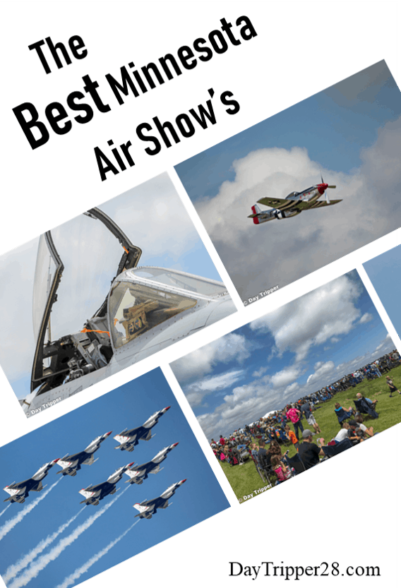 Get the low down on all of Minnesota's best air shows. What to expect and and how to have a great time if its your first time.