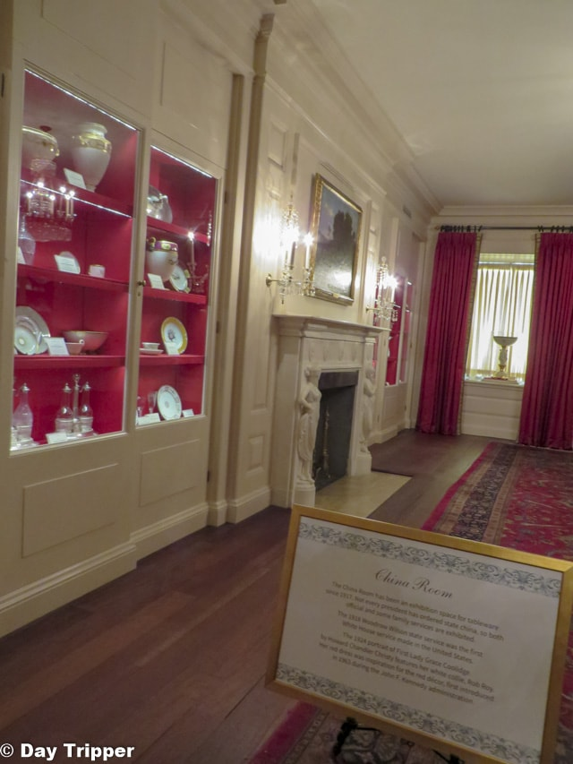 China Room in the White House