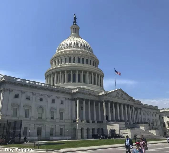 Getting around Washington DC on a Budget