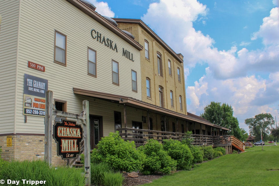 The Historic Chaska Mill in Downtown Chaska MN