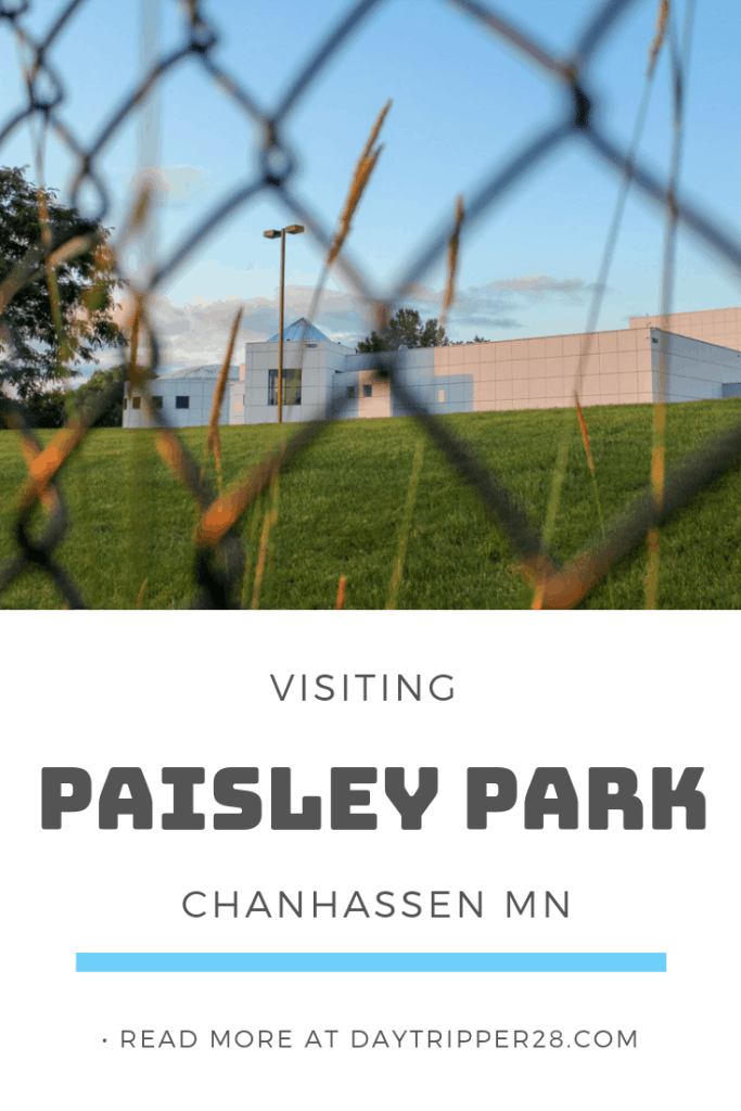 Visiting Paisley Park in Chanhassen MN