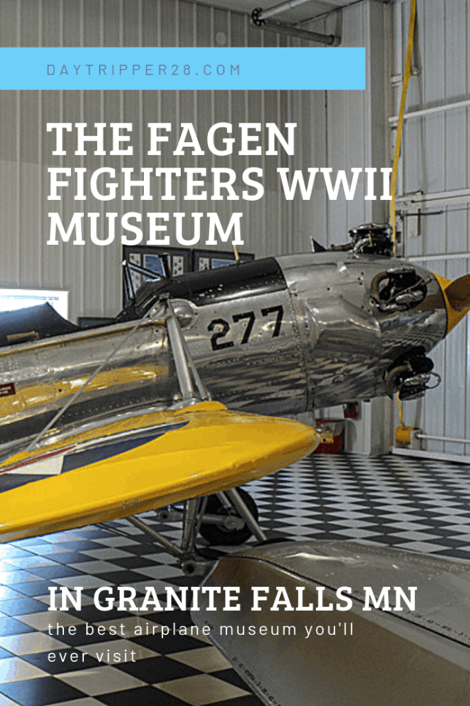 The Fagen Fighters WWII Museum in Granite Falls MN