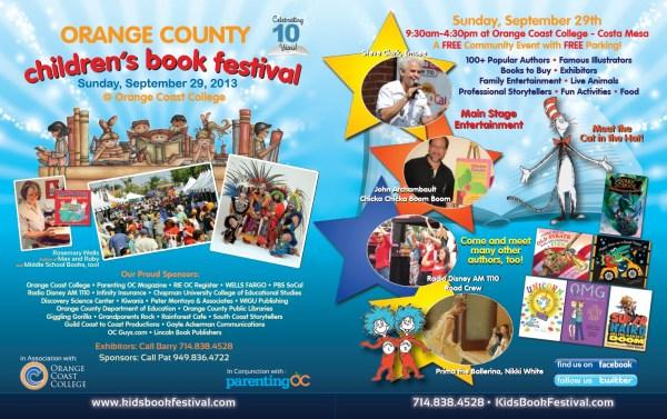 Orange County Children's Book Festival   Daytripping Mom