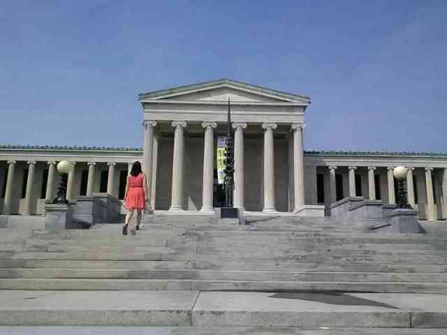 Albright-Knox Art Gallery Buffalo NY