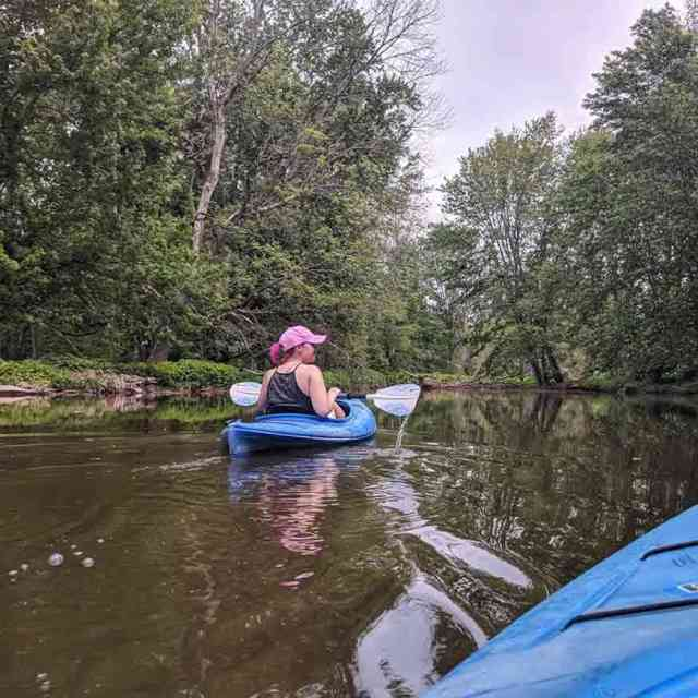 Monroe COunty Parks: Kayaking Black Creek Churchville