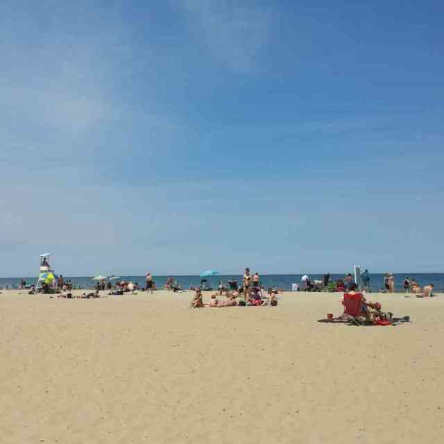 Things to Do Around Rochester NY: Ontario Beach Park