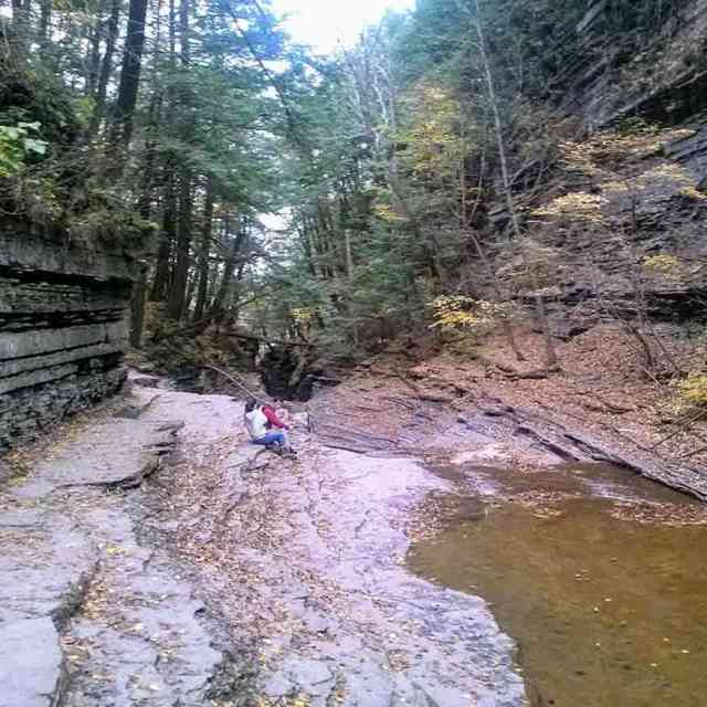 Gorge Trails Buttermilk Falls Ithaca